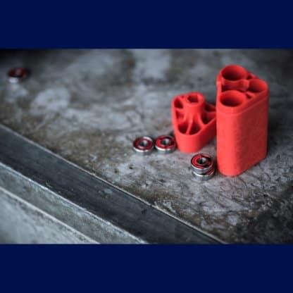 SKA310017 SKA310018 SKA310004 SKA310019 WCD Wicked Twincam ILQ 9 Kugellager Typ 608 + Tool Box SkaMiDan