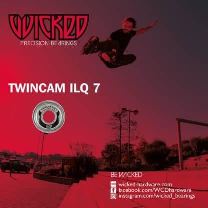 SKA310020 SKA310021 SKA310005 WCD Wicked Twincam ILQ 7 Kugellager Typ 608 SkaMiDan