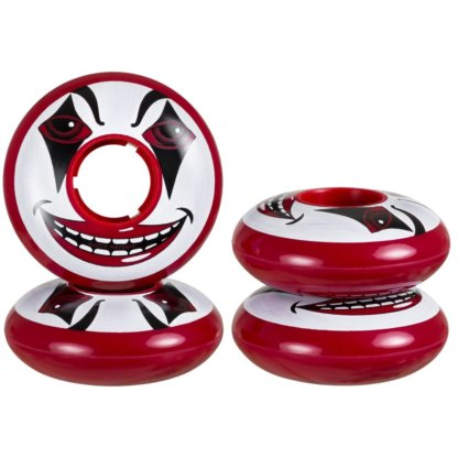 SKA406144 UNDERCOVER Dustin Werbeski Circus Wheels 2nd Edition 59mm 88A Skateshop Weil am Rhein SkaMiDan