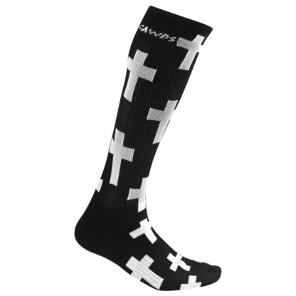 SKA430011 GAWDS Socken Long Black Skateshop Weil am Rhein SkaMiDan