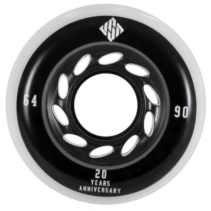 SKA700483 USD Team Wheels 64mm/90A SkaMiDan