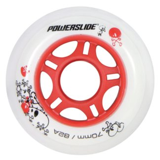 SKA905177 POWERSLIDE Kids Wheels 76mm 82A Skateshop Weil am Rhein SkaMiDan