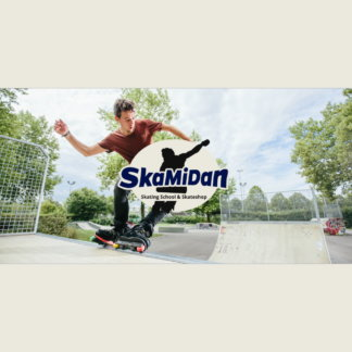 Geschenkgutschein Personal Training Skateschule SkaMiDan Training Inliner fahren lernen Skateschule Skateshop