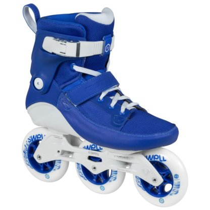 SKA510017 POWERSLIDE Swell Trinity 100 Royal Blue Skateshop Weil am Rhein SkaMiDan