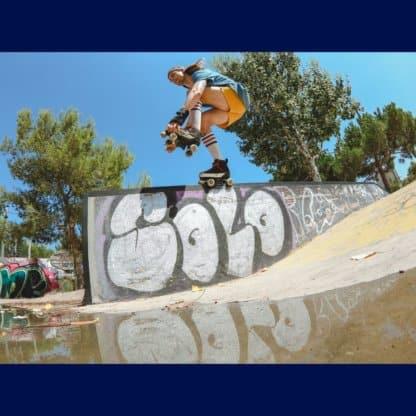 SKA810615 Chaya Karma Grindplate Black Skateshop Weil am Rhein SkaMiDan