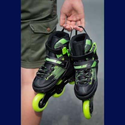 SKA880231 POWERSLIDE One Joker Boys Größenverstellbar Skateshop Weil am Rhein