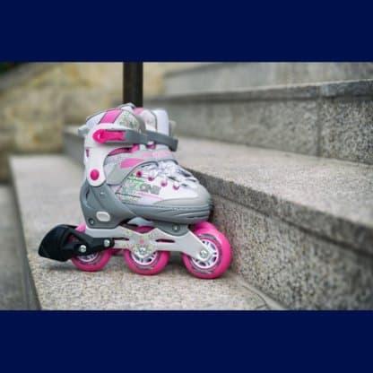 SKA880232 POWERSLIDE One Joker Girls Größenverstellbar Skateshop Weil am Rhein SkaMiDan