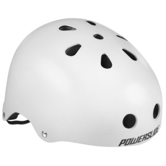 SKA903060 POWERSLIDE Allround Skatehelm White Skateshop Weil am Rhein SkaMiDan