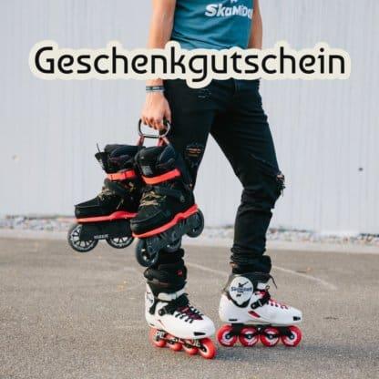 Skateschule SkaMiDan Skating School Geschenkgutschein Einzelkurs