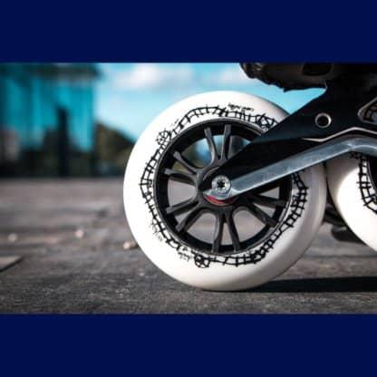 SKA406150 UNDERCOVER Dustin Werbeski Circus Wheel 2nd Edition 110mm 88A Skateshop Weil am Rhein SkaMiDan