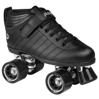 SKA880185 PLAYLIFE Jet Derby Black Skateshop Weil am Rhein SkaMiDan