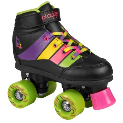 SKA880209 PLAYLIFE Groove Black Kinder Rollschuhe Skateshop Weil am Rhein SkaMiDan