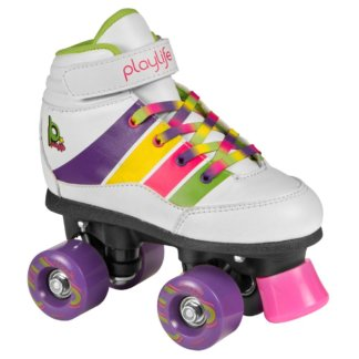 SKA880210 PLAYLIFE Groove White Kinder Rollschuhe Skateshop Weil am Rhein SkaMiDan