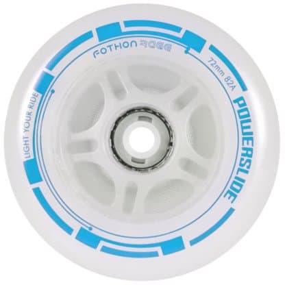 SKA905252 POWERSLIDE Fothon Wheels 72mm 82A Chill Skateshop Weil am Rhein SkaMiDan