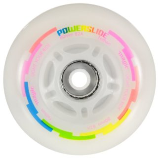 SKA905274 POWERSLIDE Fothon Magic Wheels 76mm 82A Skateshop Weil am Rhein SkaMiDan