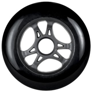 SKA905293 POWERSLIDE Infinity Blank Wheels 110mm 85A Black Skateshop Weil am Rhein SkaMiDan
