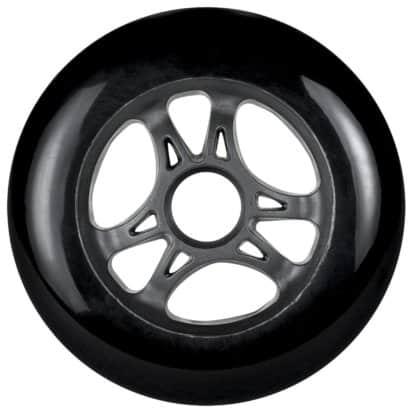 SKA905293 POWERSLIDE Infinity Blank Wheels 110mm 85A Black Skateshop Weil am Rhein SkaMiDan