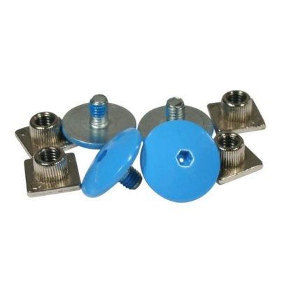 SKA700640 USD Cuff Screw Set Bunt USD Cuff Screw Set Blue Skateshop Weil am Rhein