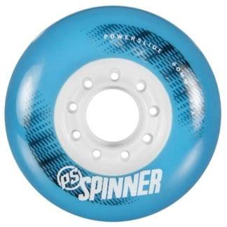SKA905283 Blue POWERSLIDE Spinner Wheels 80mm/85A Blue SkaMiDan Skateshop Weil am Rhein