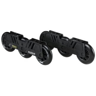 SKA800251 KIZER Trimax Powerblading Frame 3x110mm Komplettpaket SkaMiDan Skateshop Weil am Rhein