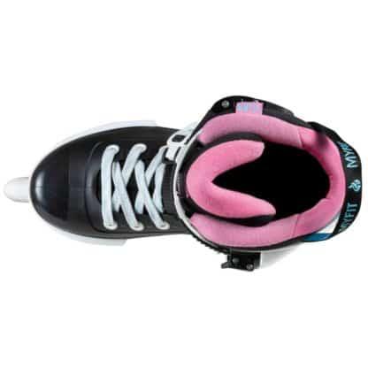 POWERSLIDE Next 100 Aqua Pink