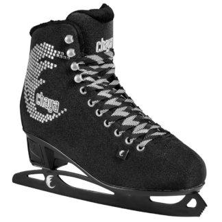 SKA902240 CHAYA Noir Fashion Schlittschuhe Ice Skates Inliner Skateschule und Skateshop Weil am Rhein SkaMiDan