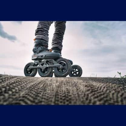 SKA908233 POWERSLIDE Next Outback 150 SUV Offroad Skates SkaMiDan