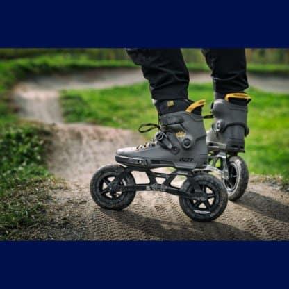 SKA908234 POWERSLIDE Next Edge 150 SUV Offroad Skates SkaMiDan