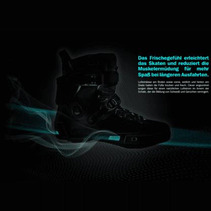 SKA908239 POWERSLIDE Next 110 Supercruiser Blackout Skateshop Weil am Rhein SkaMiDan