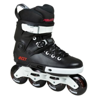 SKA908273 POWERSLIDE Next 80 Black Rollerblading inline skate school and skate shop Weil am Rhein SkaMiDan
