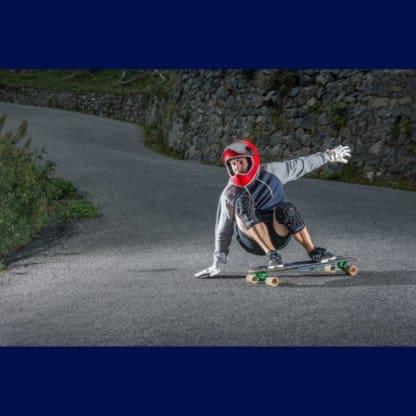 SKA920096 ENNUI Shock Sleeve Pro Knee Gasket SkaMiDan Skateshop Weil am Rhein