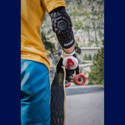 SKA920097 ENNUI Shock Sleeve Pro Elbow Gasket SkaMiDan Skateshop Weil am Rhein