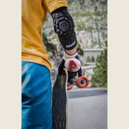 SKA920097_ENNUI Shock Sleeve Pro Elbow Gasket Inline Skating Rollerbladen Inline Skate Inliner Skateshop und Skateschule Weil am Rhein SkaMiDan
