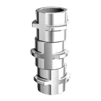 SKA900486 POWERSLIDE Präzisions Magnesium Spacer 8mm Typ 608 SkaMiDan