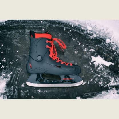 SKA902242 POWERSLIDE One Freezer Black Men Schlittschuhe Ice Skates Inliner Skateschule und Skateshop Weil am Rhein SkaMiDan