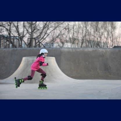 SKA908004 Powerslide FSK Khaan Kids Inlineskates SkaMiDan