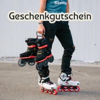 Skateschule SkaMiDan Skating School Geschenkgutschein Wertgutschein