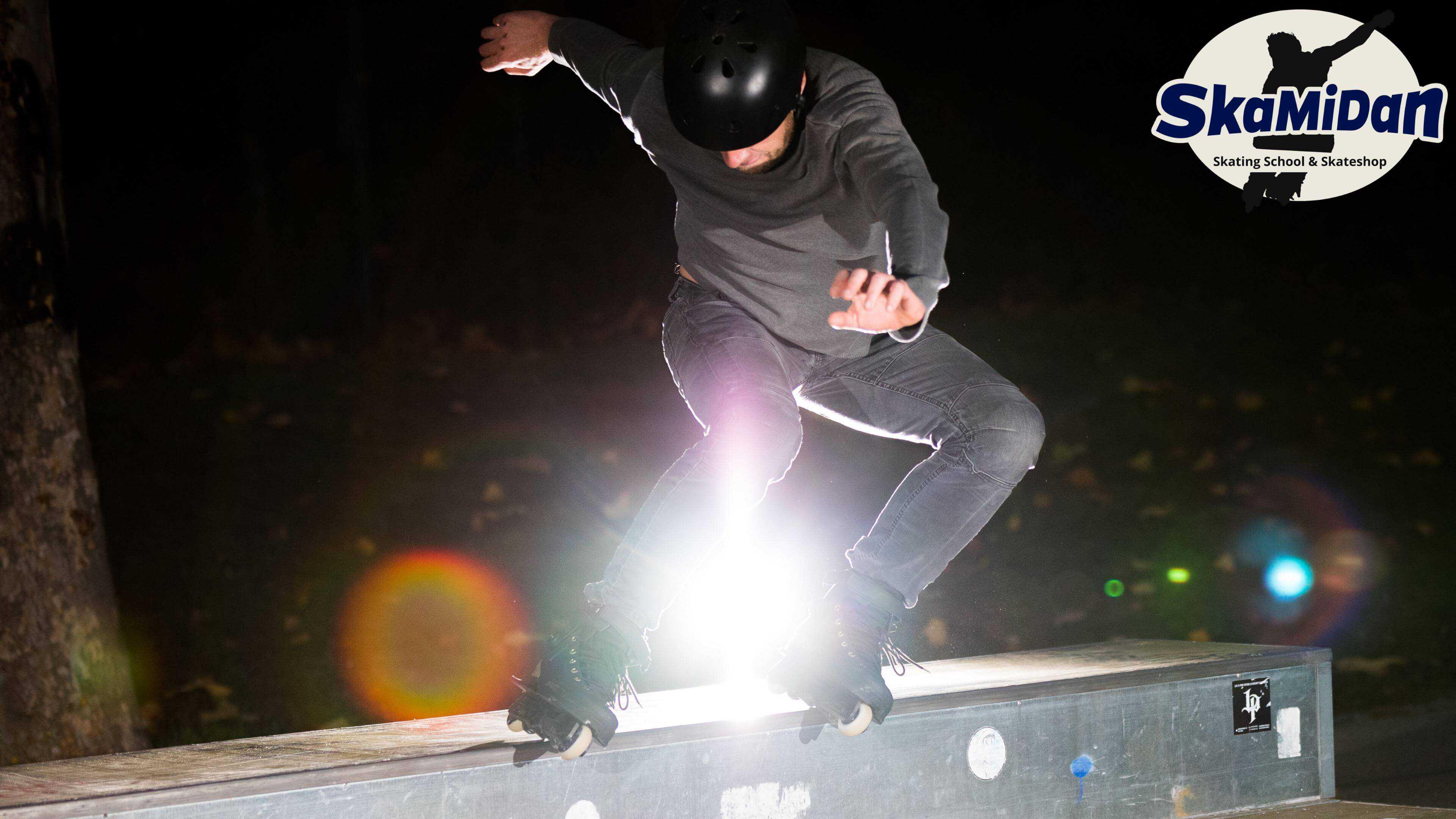 Christoph Kälber Team SkaMiDan Skateschule und Skateshop SkaMiDan Weil am Rhein Basel Lörrach Freiburg und Region Skateschule Inliner Skates Rollschuhe