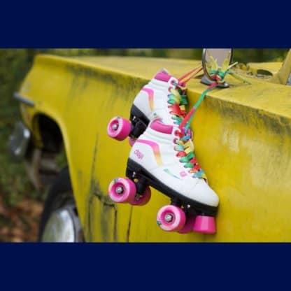 SKA810598 CHAYA Glide Kids Unicorn Kinder Rollschuhe SkaMiDan Skateshop Weil am Rhein