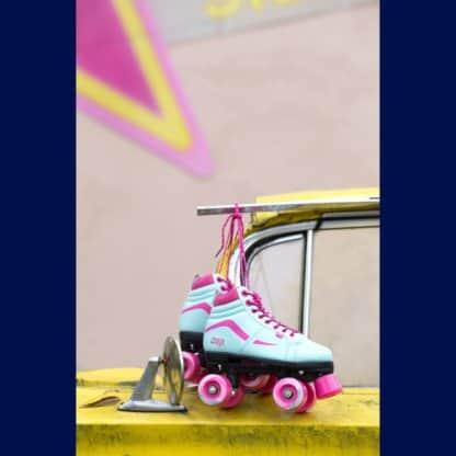 SKA810599 CHAYA Glide Kids Turquiose Kinder Rollschuhe SkaMiDan Skateshop Weil am Rhein