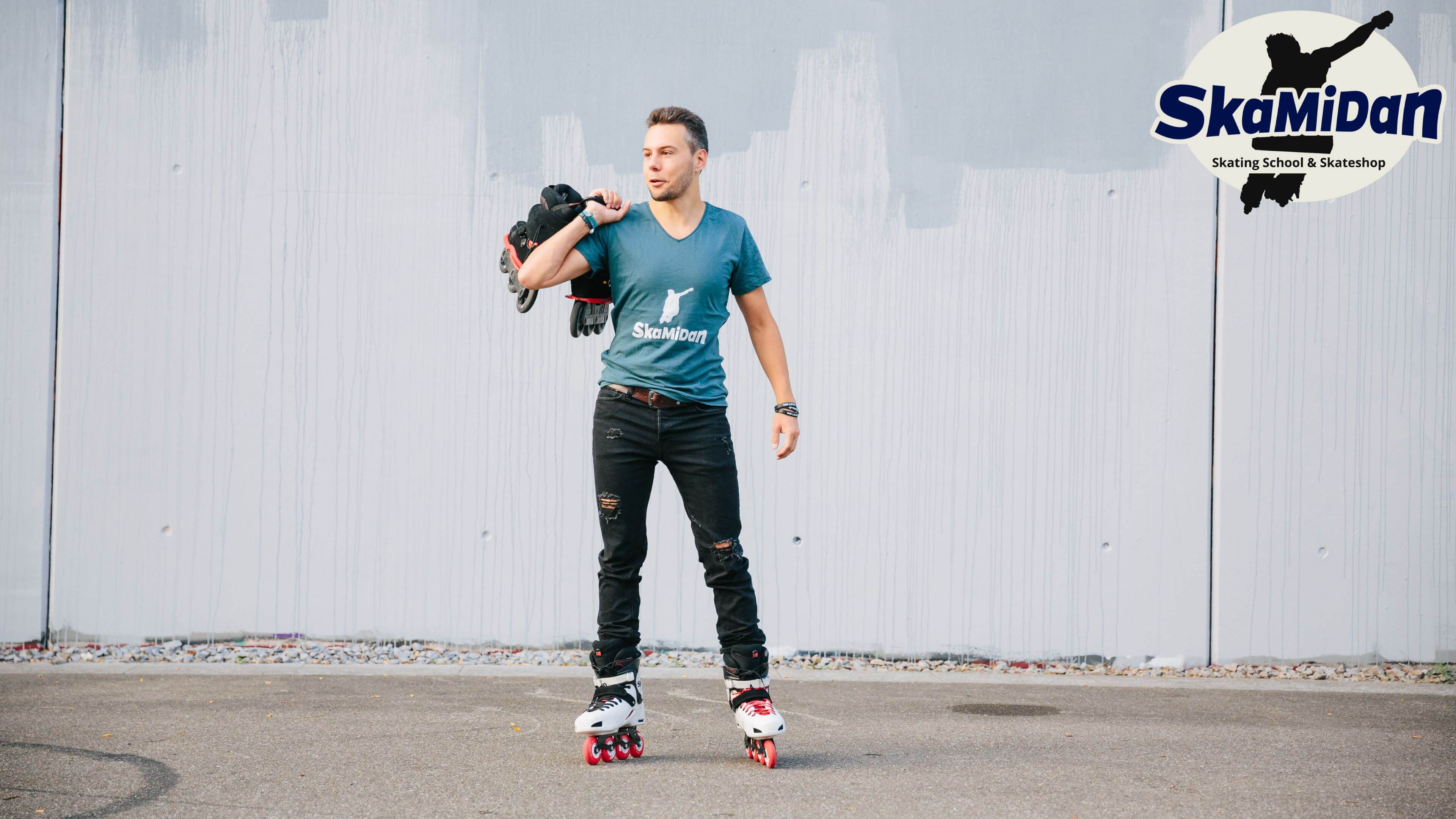 SkaMiDan Skateschule und Skateshop Weil am Rhein Basel Lörrach Freiburg und Region Skateschule Inliner Skates Rollschuhe