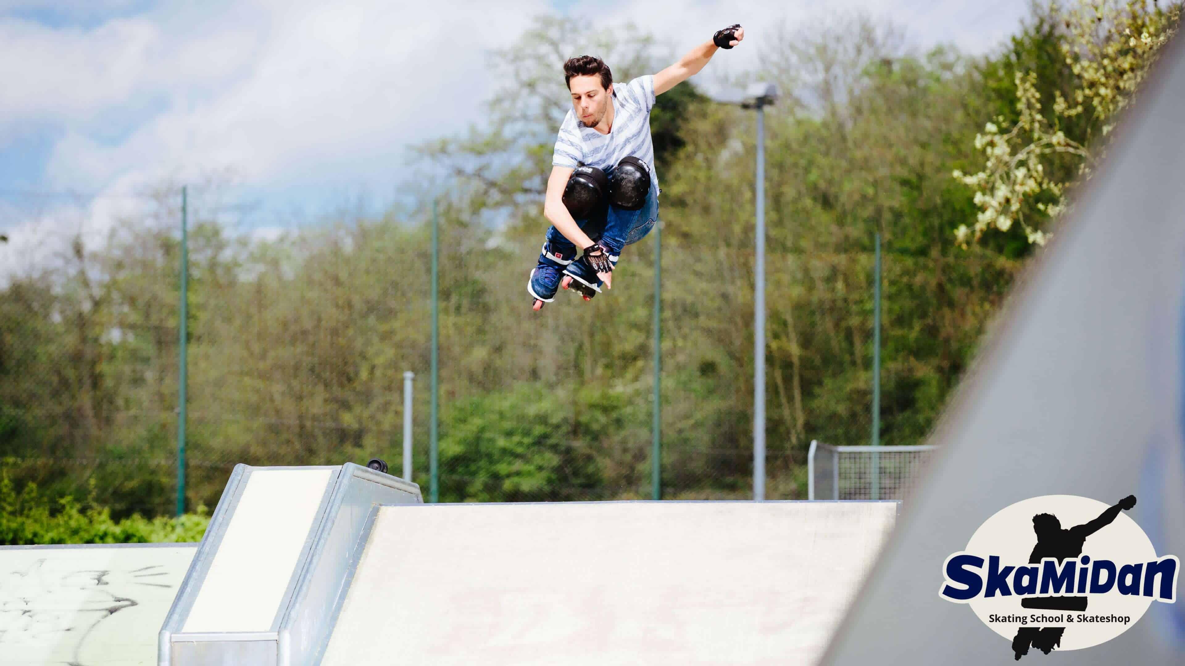 SkaMiDan Unternehmensgeschichte von SkaMiDan Skating School Skateshop Weil am Rhein Basel Lörrach Freiburg und Region Skateschule Inliner Skates Rollschuhe 2016