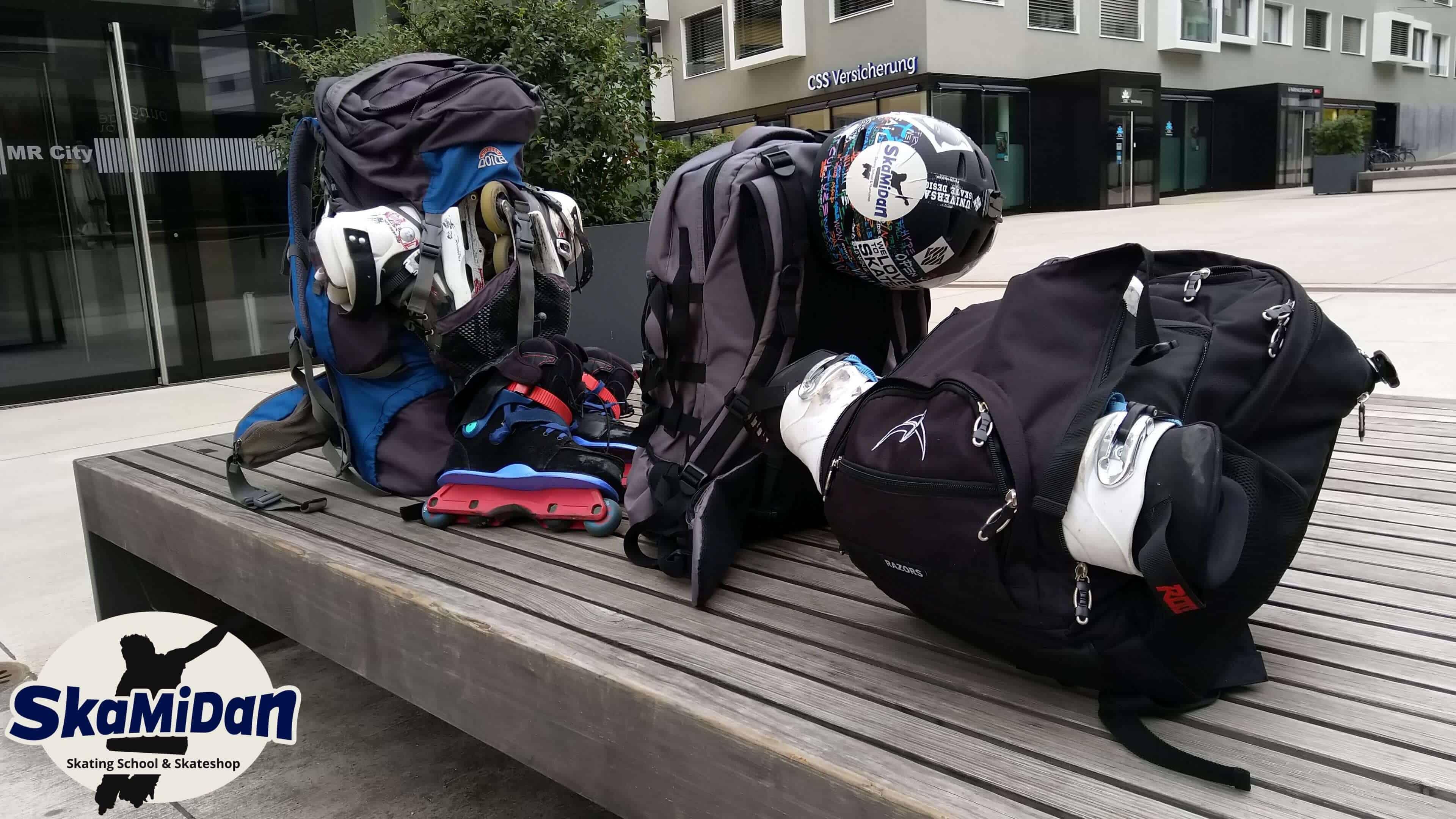 Unser Team von SkaMiDan Skateschule und Skateshop SkaMiDan Weil am Rhein Basel Lörrach Freiburg und Region Skateschule Inliner Skates Rollschuhe