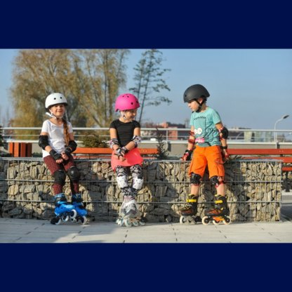 VSKA940612 POWERSLIDE Phuzion Universe Kids Blue (Verleih) Skateshop Weil am Rhein SkaMiDan