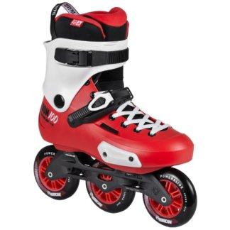 SKA880236 POWERSLIDE Zoom 100 Red Skateschule und Skateshop Weil am Rhein SkaMiDan