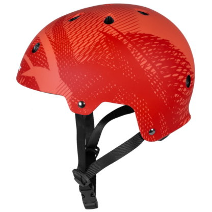 SKA903249 POWERSLIDE Pro Urban Red Skate Helmet (size adjustable) Rollerblading inline quad skate shop and skating school SkaMiDan Weil am Rhein