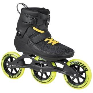 SKA510022 POWERSLIDE Swell Black Road 125mm Inliner Skateschule und Skateshop Weil am Rhein SkaMiDan