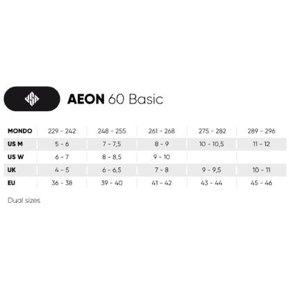 SKA710148 USD Aeon 60 Basic Black 2019 Inliner Schule und Skateshop Weil am Rhein SkaMiDan_17_Size Charts Größentabelle