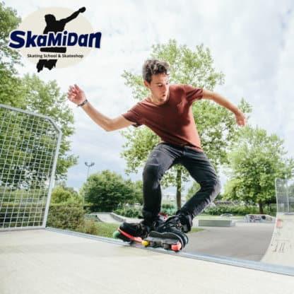 Inline Skating Kurse für Erwachsene Inline Skating Rollerblading Inliner Skateschule Weil am Rhein SkaMiDan Skateshop