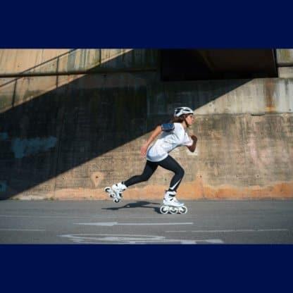 SKA510016 POWERSLIDE Swell Trinity 110 Ultra White Inliner Skateschule und Skateshop Weil am Rhein SkaMiDan